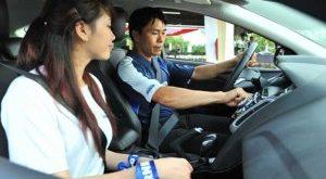 Học lái xe ô tô quận 2