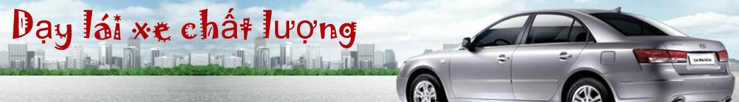 Học lái xe ô tô chất lượng TPHCM