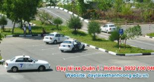 Khóa học lái xe giá rẻ cấp tốc tại TPHCM