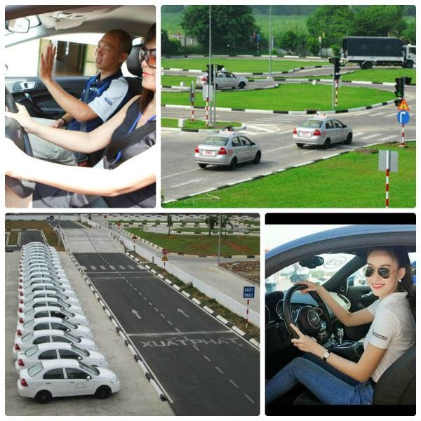 học lái xe giá rẻ uy tín