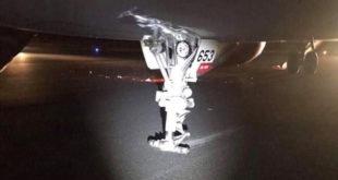 Máy bay của Vietjet bị sự cố tại sân bay Buôn Ma Thuột