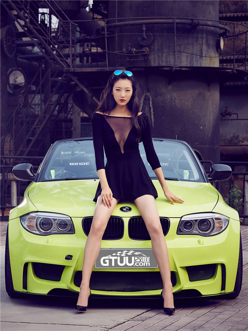 Sắc đen huyền bí bên BMW