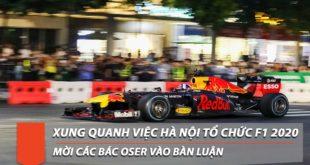 Xung quanh việc F1 sẽ có chặng đua tại Việt Nam