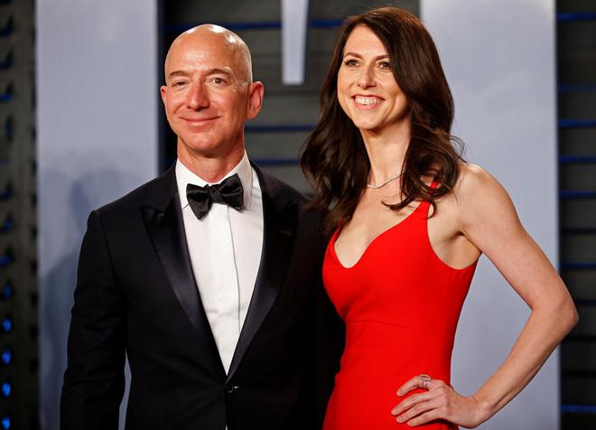 tỷ phú giàu nhất thế giới ly dị vợ sau 25 năm