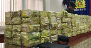 Đường dây ma túy lớn nhất bị bắt