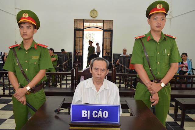 Ông già 65 tuổi lĩnh 16 năm tù