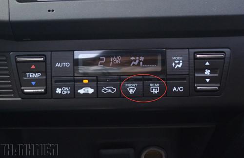 5 tính năng tiện ích trên ô tô tài mới thường lãng quên