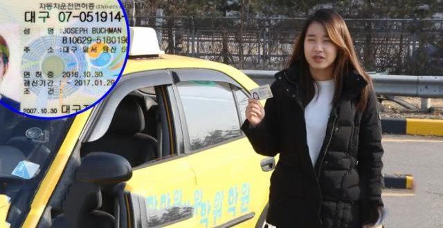 Địa chỉ đổi bằng lái xe Hàn Quốc sang Việt Nam ở đâu?