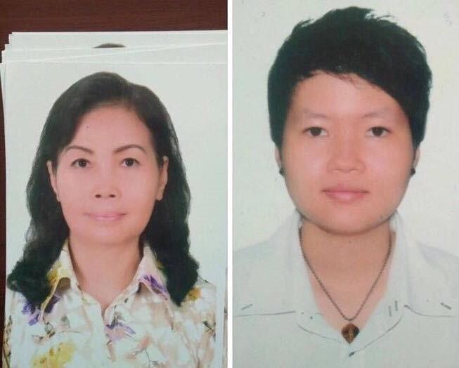 Lộ diện 2 phụ nữ liên quan đến vụ xác người trong khối bê tông