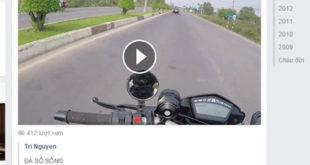 Hướng dẫn kỷ thuật đá số sống khi chạy mô tô