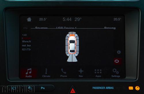 6 công nghệ hỗ trợ lái xe an toàn