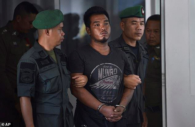 Thái Lan tử hình kẻ cưỡng hiếp giết hại du khách Đức