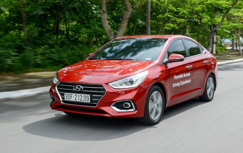 Top 10 ô tô bán chạy nhất Việt Nam tháng 6 2019