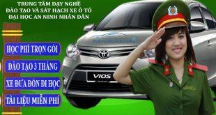 Hoc-phi-hoc-lai-xe-o-to-tai-An-Ninh-Nhan-Dan