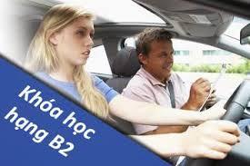 giá học lái xe ô tô B2