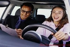 hồ sơ học lái xe ô tô B2