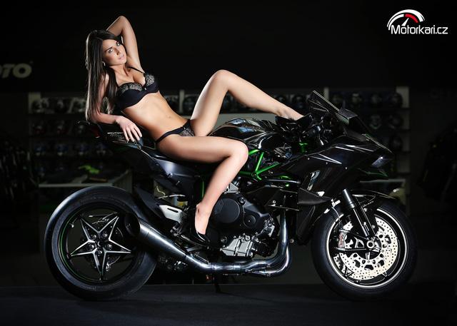 Siêu mô tô kawasaki