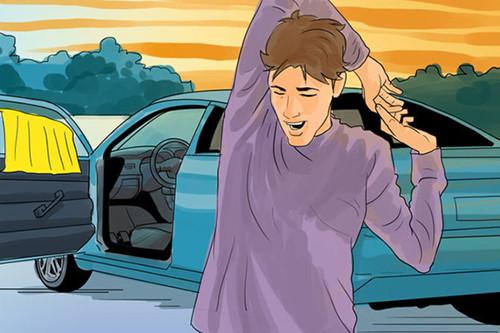 Làm thế nào để có giấc ngủ thoải mái trên ô tô