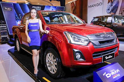 10 ô tô bán ế nhất Việt Nam nửa đầu năm 2019