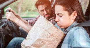 Những vật dụng tài xế nên chuẩn bị khi người thân say xe