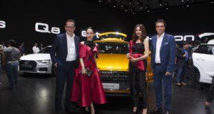 Ngắm người đẹp Việt lỗng lẫy tại Audi Brand Experience