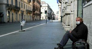 Italy tăng 743 ca tử vong vì virut Covid