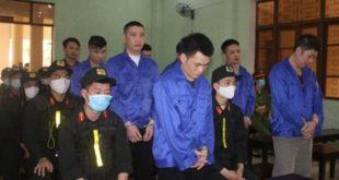 Tuyên 6 án tử hình trong đường dây mua bán Heroin