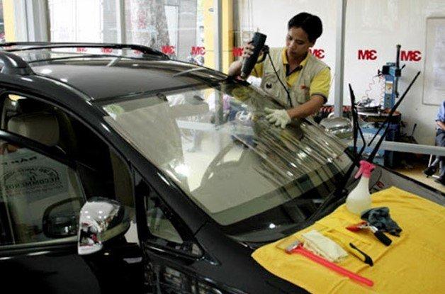 Ma trận phụ kiện chống nóng ô tô