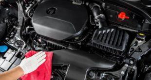 Những lưu ý khi rửa khoang máy ô tô tại nhà