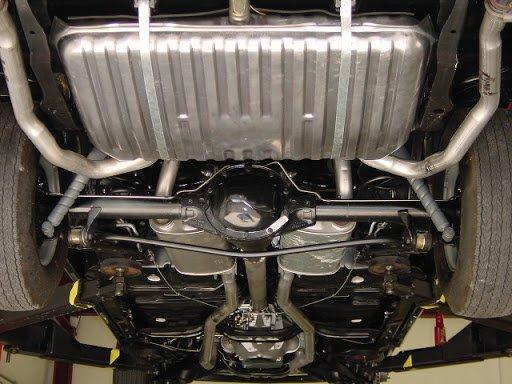 Những điều quang trọng bạn cần biết về bình nhiên liệu ô tô