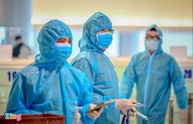 Bệnh nhân 672 làm công ty ở khu công nghiệp