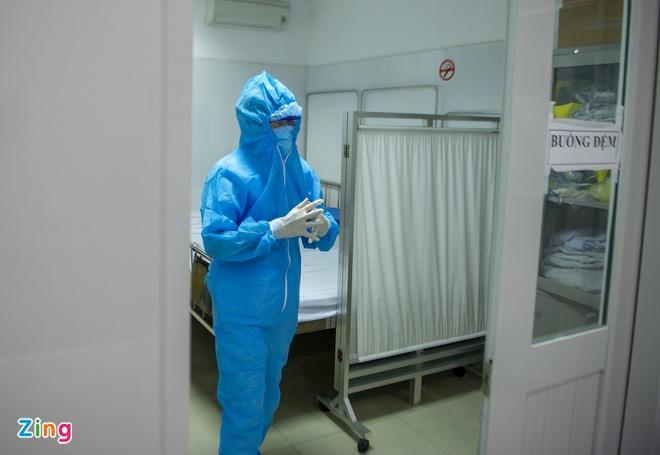 Bệnh nhân Covid 19 tử vong thứ 15