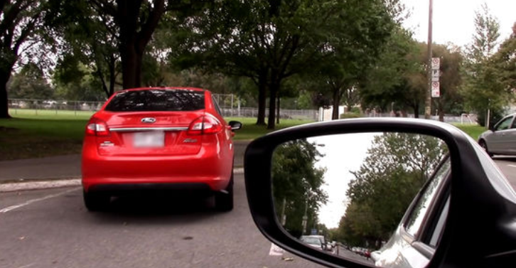 Hướng dẫn các bước đỗ xe cho người mới lái